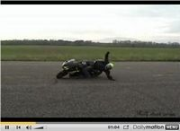 Vidéo du jour : Simon MTZ, l'homme qui dansait au guidon des motos…