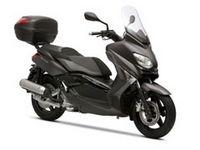 Nouveauté Yamaha 2011 : Freinage ABS et séries spéciales pour l'X-MAX
