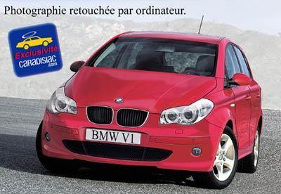 BMW prépare un rival au Scénic