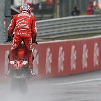 Moto GP - Ducati: Stoner fait du bien à Borgo Panigale