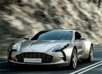La future Aston Martin One-77 dévoilée en vidéo: l'épisode 3