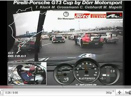 La folie des 24h du Nürburgring, en vidéo mieux qu'en photos, moins fort qu'en réalité.