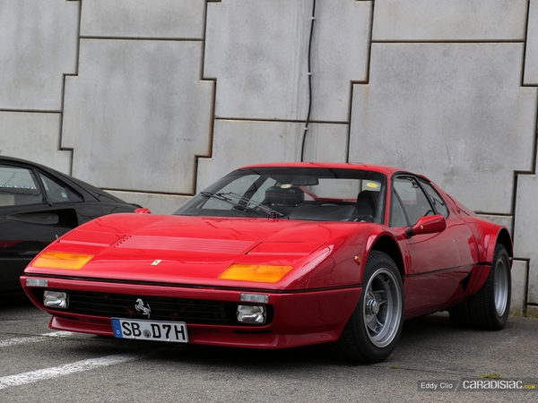 Photos du jour : Ferrari BB 512i (Modena Track Days)