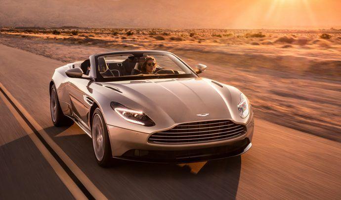 Aston Martin : le responsable de la Volkswagen Arteon devient designer en chef