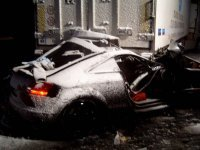 Nouvelle Audi TT : le crash !!!