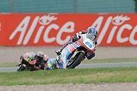 Louis Rossi après le Grand-Prix d'Allemagne