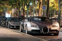 Photo du jour : Bugatti Veyron