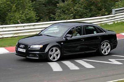 Audi RS4 : les premières photos