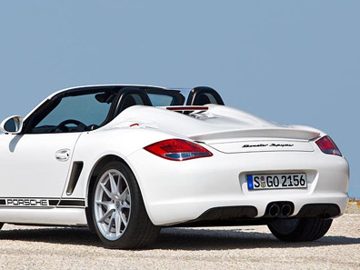 Porsche va se lancer dans l'électrique!