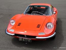 Photos du jour : Dino 246 GT (Le Mans Classic - Réponse de quizz)