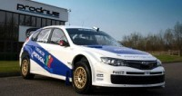 WRC: Gronholm reçoit son Impreza pour le rallye du Portugal !