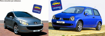 Toutes les futures Renault contre   toutes les futures Peugeot