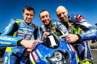 Racing Suzuki France : le SERT attend le départ...