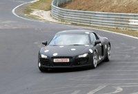 Prochaine Audi R8 sur le Ring !