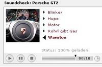 Faîtes pouèt-pouèt et vroum-vroum en Porsche 997 GT2 ! [+Porsche Web cinema]