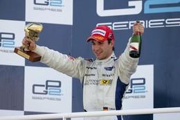 GP2 Valence Course 2: Glock, champion avec panache