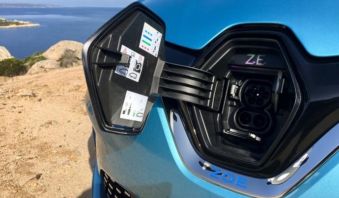Renault : d'autres électriques à venir, au-dessus de la Zoe