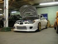 Subaru STi Dent Sport : Taillée pour le Time attack