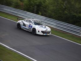 La Peugeot RCZ s'impose dans sa catégorie aux 24 Heures du Nürburgring