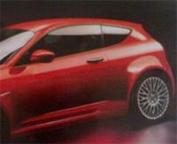 Alfa Romeo Junior: coucou la voilà!