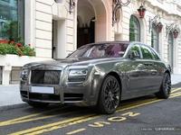 Photos du jour : Rolls Royce Ghost by Mansory