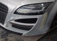 Teasing Audi TT HusTTler by Pogea Racing: montrer un bout de TT