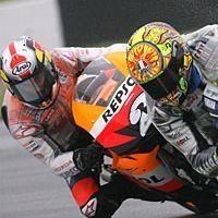 Moto GP - Laguna Seca: Rossi encourage Pedrosa à tenir bon