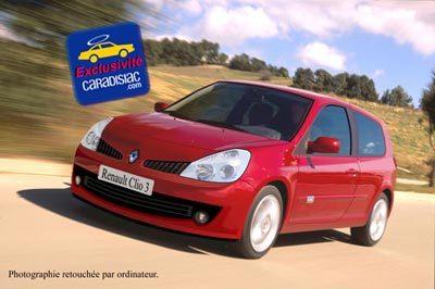 La Renault Clio 3 arrive l'an prochain