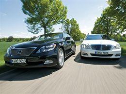 Premium USA : Mercedes et BMW sur le point de dépasser Lexus