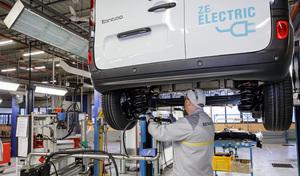 ElectriCity: Renaultdévoile son pôle industriel français pour l'électrique
