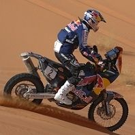 Rallye du Maroc : Cyril Despres prend les rênes