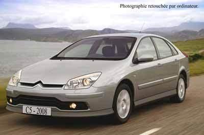 Citroën travaille déjà sur la nouvelle C5
