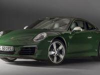 Porsche vient d'assembler la millionième 911!