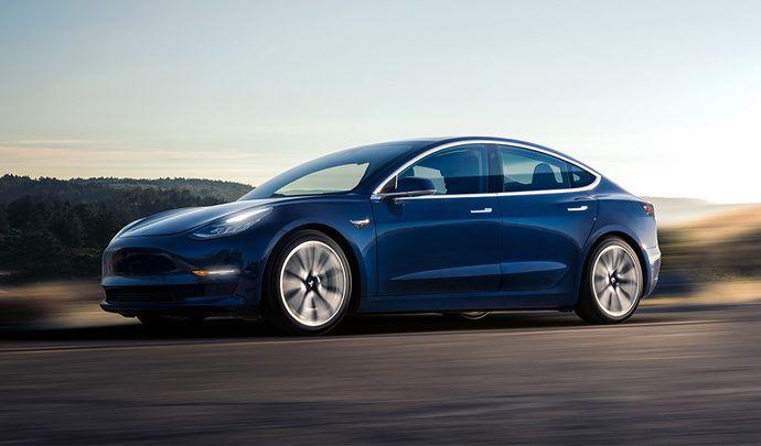 Tesla Model 3 : du nouveau dans quelques jours