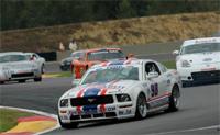 GT4 European Cup à Nogaro: un doublé et une Ginetta venue se préparer