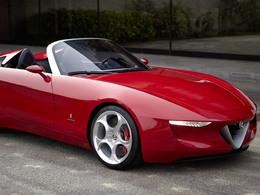 Alfa Romeo aux USA : pas avant 2012 mais avec une gamme complète