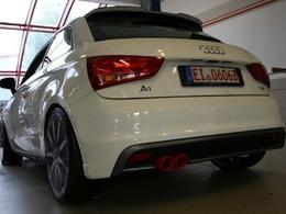 Audi A1 MTM Nardo : Un moteur de TT RS et 500 chevaux sous son petit capot