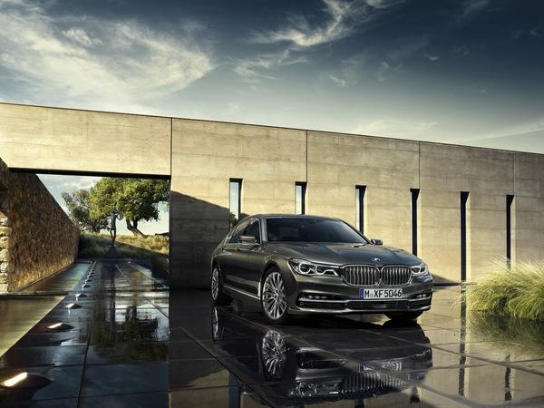 Nouvelle BMW Série 7 : toutes les vidéos