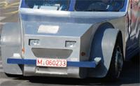 Mule de BMW X1: ça c'est du scoop!
