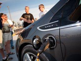 Plus de 600 concessionnaires américains ont déjà accepté de distribuer la Chevrolet Volt !