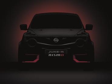 Nissan Juke-R Nismo : rendez-vous à Goodwood