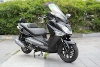 Economie/Sym : hausse de prix sur les GTS 125 et 300 cm3 2012
