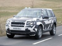 Futur Land Rover Freelander