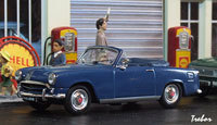 Miniature : 1/43ème - SIMCA Week-end