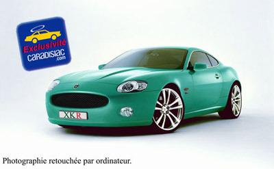 Avec la XK, le jaguar va rugir à nouveau