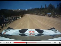 [vidéo] Pikes Peak 2011 : la montée record de Monster Tajima en intégralité