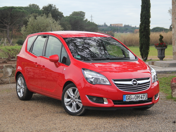 Essai vidéo - Opel Meriva 2 restylé : par la grande porte