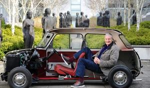 Finalement, Dyson abandonne son projet de voiture électrique