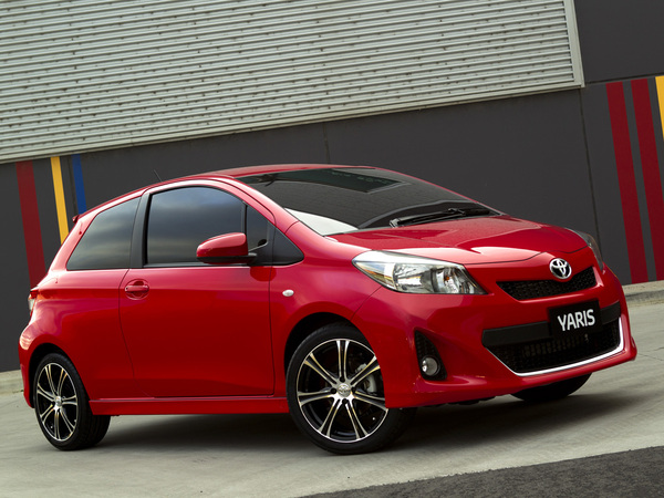 Nouvelle Toyota Yaris : voilà la 3 portes