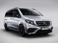 Mercedes : un Classe V au look AMG, mais sans le moteur